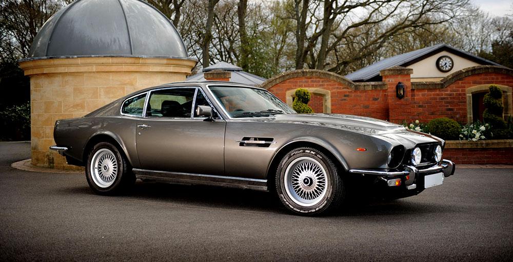 Aston Martin V8 Vantage Volante Welcome To The 007 World