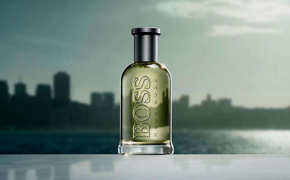 Bottled original erkennen boss Tester Boss