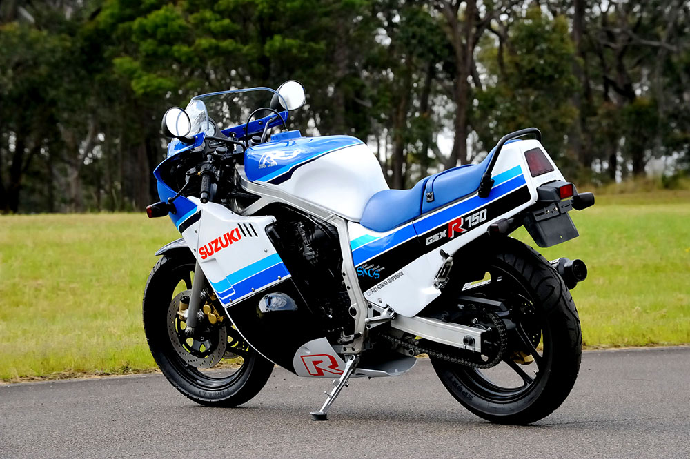 Suzuki GSX-R 750 750 cm³ 2009 - Vantaa - Motorcycle