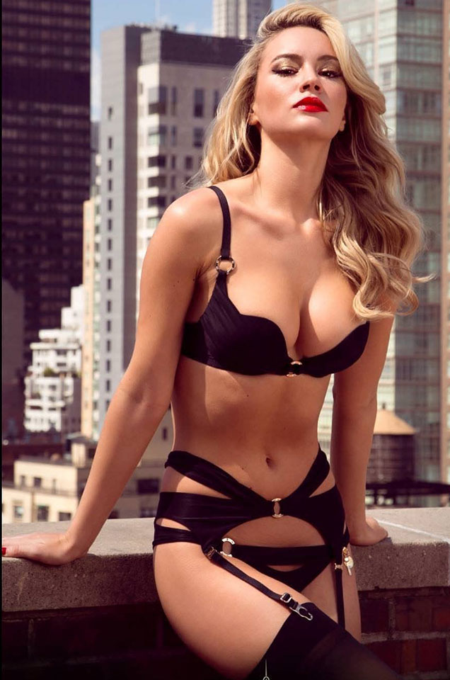 Bryana Holly, American Model And Actress | Welcome To The