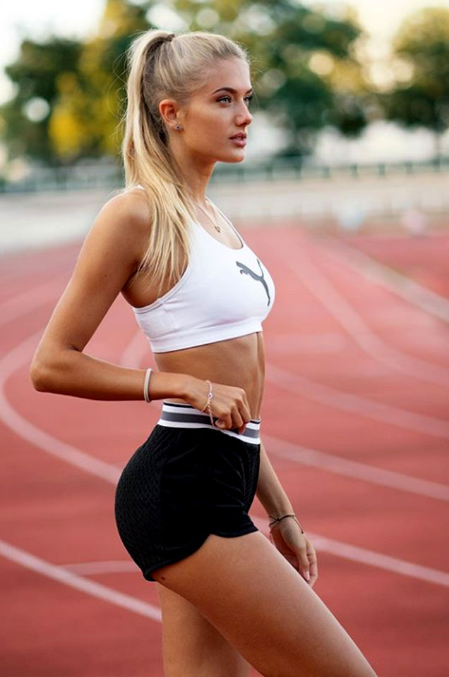 Alica Schmidt 'World's sexiest athlete' | Welcome to the ...
