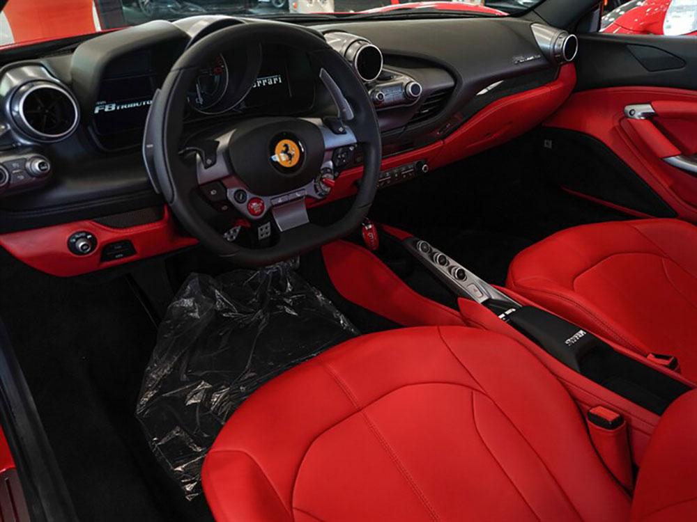 2020 Ferrari F8 Tributo Welcome To The 007 World